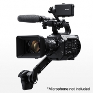 Sony Sony PXW FS7 mII 4K Camera Kit with 18 to 110mm Lens