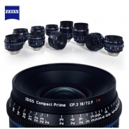 Zeiss ZEISS Compact Prime CP.3 and CP.3 XD Lenses