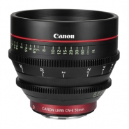 Canon Canon 50mm t1.3 Cinema Lens - EF Mount